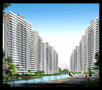 omaxe the lake super luxury lakeview flats mullanpur chandigarh