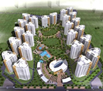 suncity parikram sector 20 panchkula building elevation